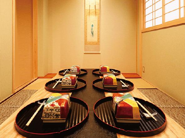京都駅 寿司 個室